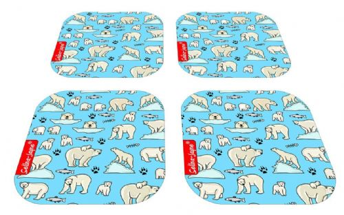 Selina-Jayne Polar Bear Limited Edition Designer Coaster Gift Set